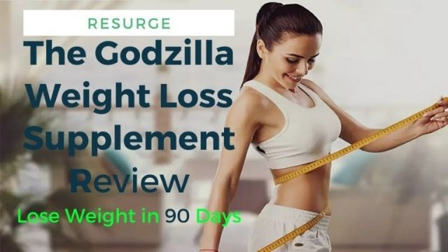 The Godzilla Weight Loss Supplement Review