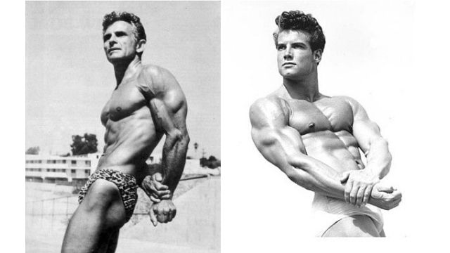 Old School New Body Workout Results