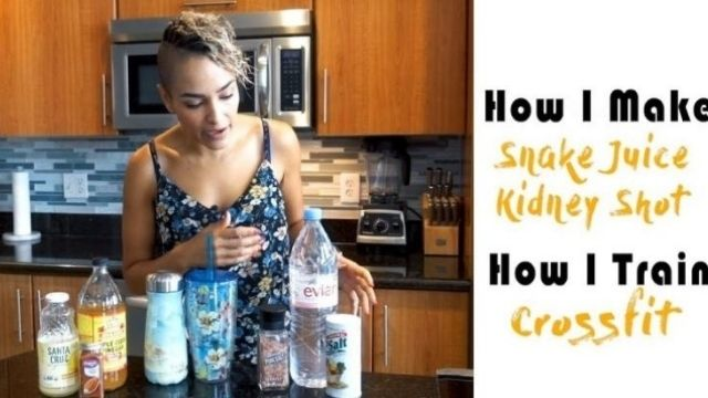 Snake Juice Recipe For Fasting