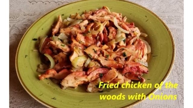 Recipe For Fried Chicken Of The Woods