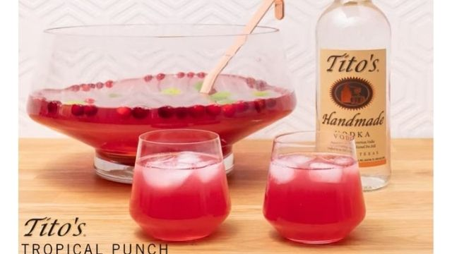 Read more about the article Copycat Chili's Tito's Punch Recipe with Nutrition Information