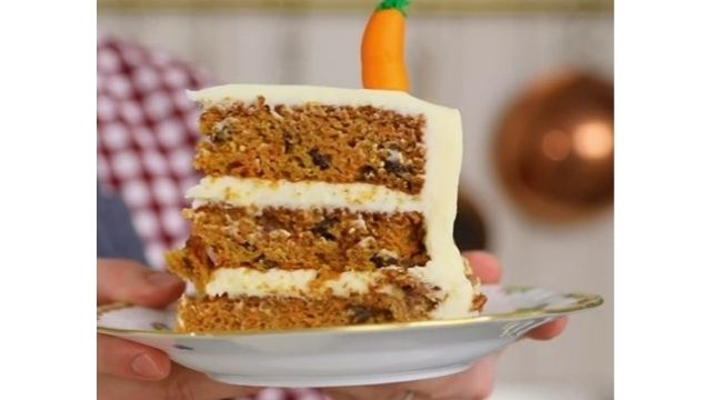 Recipe For Classic Golden Corral Carrot Cake