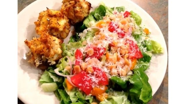 Recipe For Lobster And Crab Stuffed Mushroom