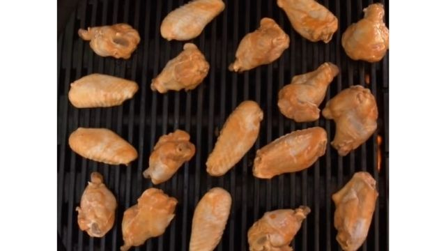 Best Chicken Wings for the grill