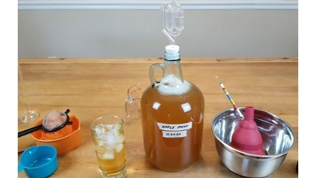 Recipe For Apple Pie Cyser