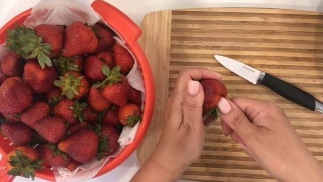 Recipe For Canned Strawberry Preserves