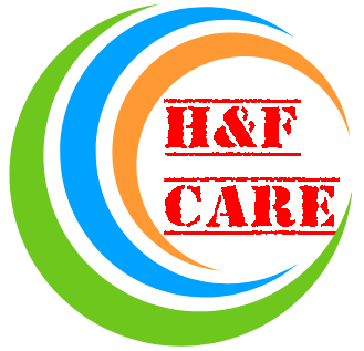 Health and fitness care logo