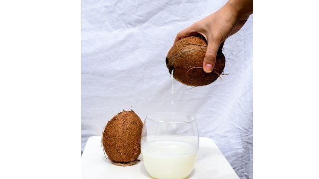 Recipe For Adrenal Cocktail Coconut Water