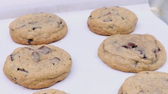 Chick Fil A Chocolate Chip Cookie Recipe With Chocolate Chunks