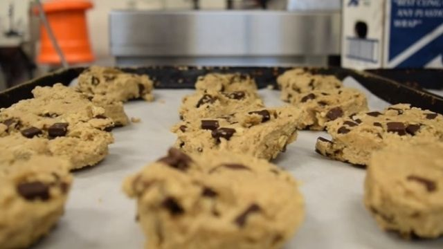 Chick Fil A Chocolate Chip Cookie Recipe With Semi-Sweet Chocolate Chips
