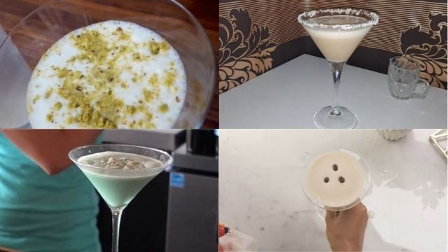 Read more about the article 4 Best Pistachio Martini Recipe With Blue Curacao, Amaretto, And Baileys